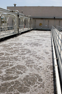 wastewater recyling