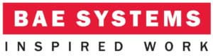 BAE Systems Inspired Work Logo
