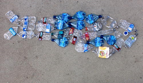 Explorer Elementary Trash Project 4