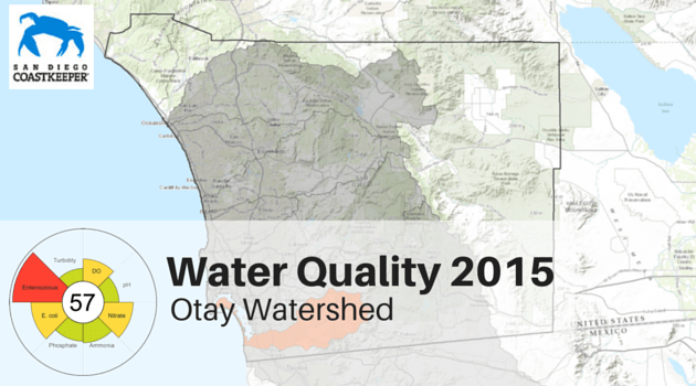 Water Quality 2015 - Otay